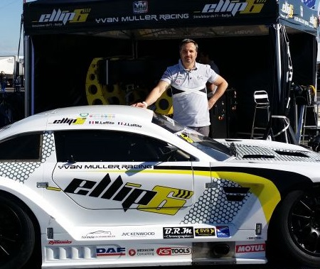 Detection Yvan Muller Racing